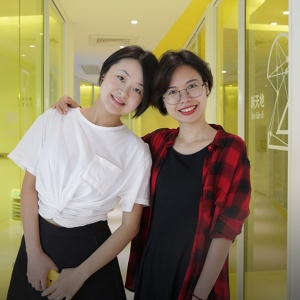 Sales Consultants: Fiona & Sunnie