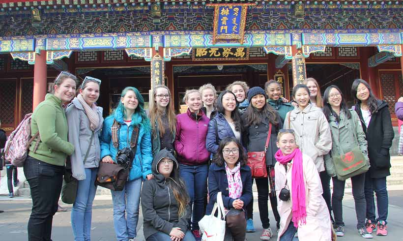 Study Chinese in China, China Aschool Trip