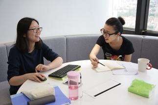 That's Mandarin Campus Private class
